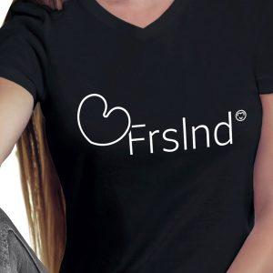 Frslnd T-shirt  dames