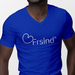 Frslnd T-shirt  heren