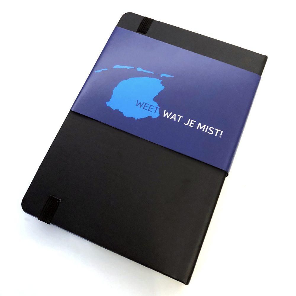 Frslnd (dag)boek Donkerblauw
