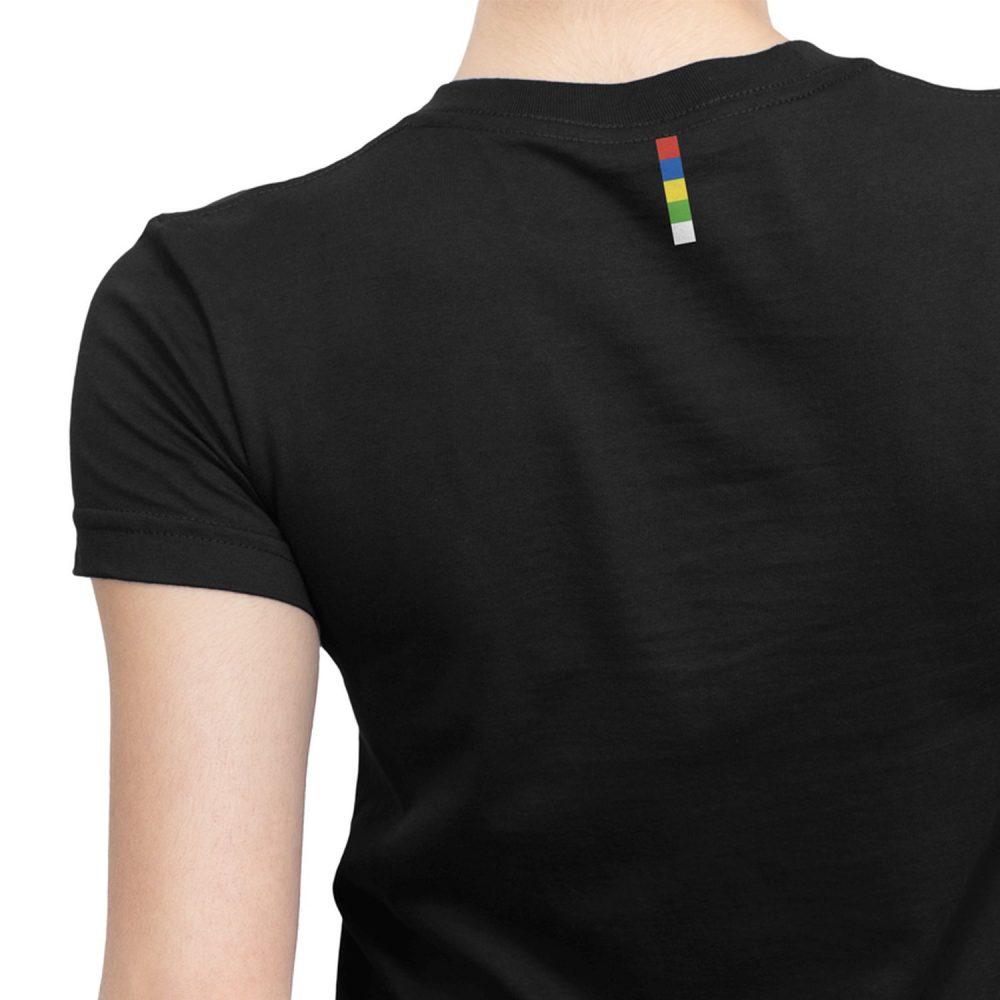 Trschllng Tekst t-shirt unie