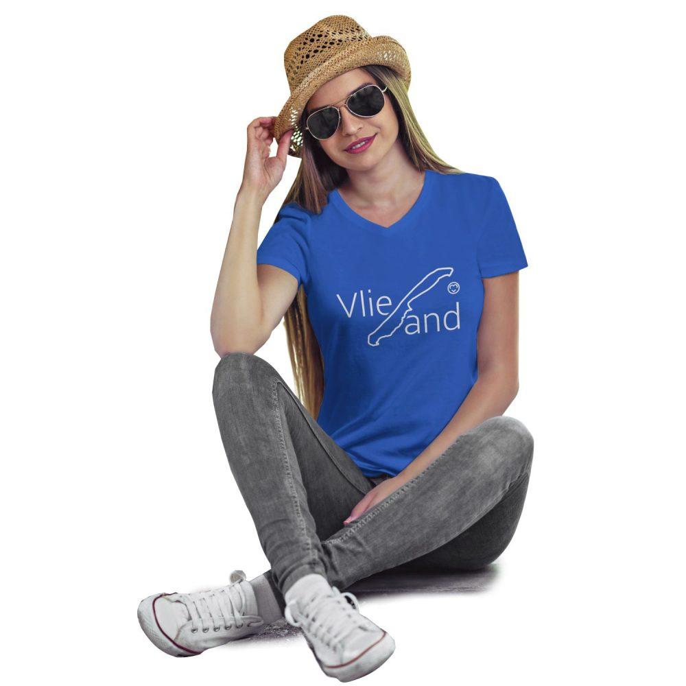 Vlieland T-shirt dames