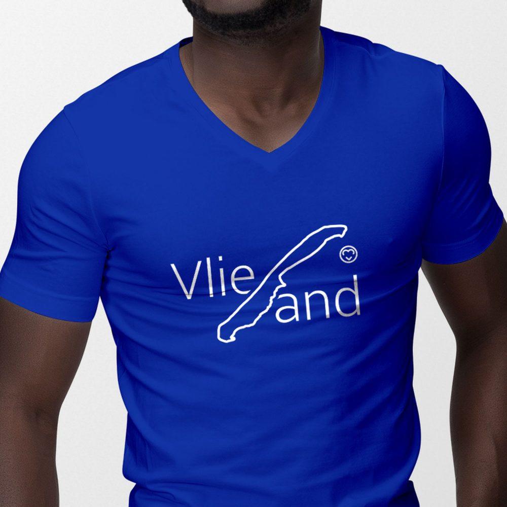 Vlieland T-shirt heren